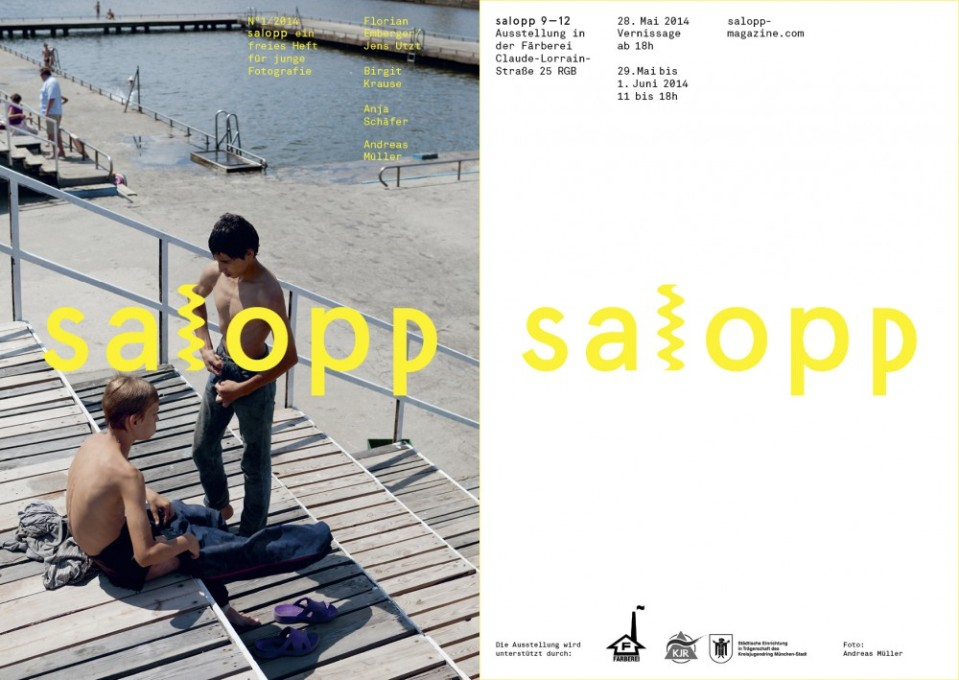 salopp flyer