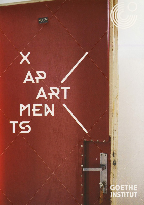 X-Apartments Campaign,Slovakia 2013